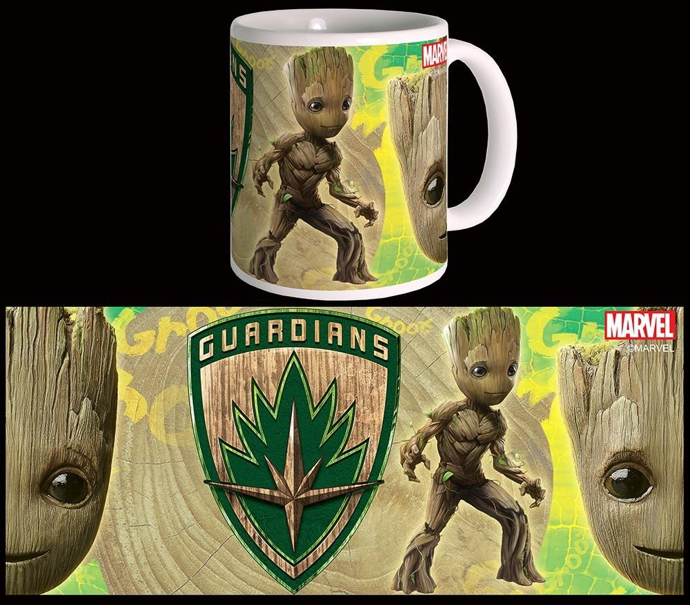 MARVEL - Mug - Guardians of the Galaxy 2 - Young Groot