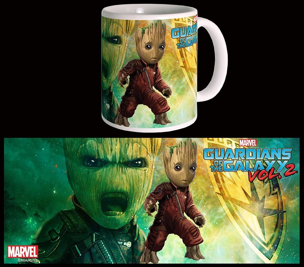 MARVEL - Mug - Guardians of the Galaxy 2 - Ravager Groot