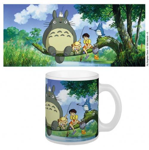 STUDIO GHIBLI - Totoro Fishing - Mug 300ml