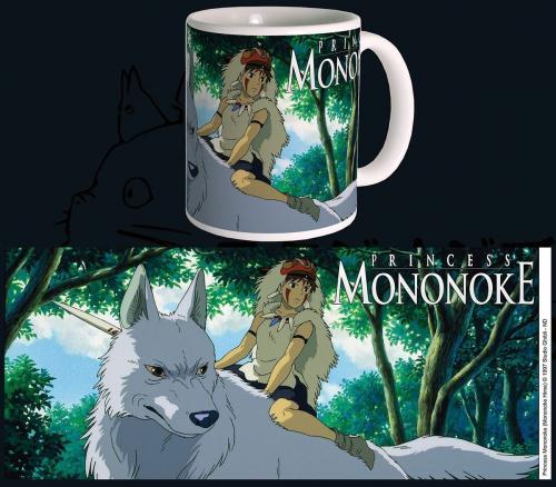 STUDIO GHIBLI - Princesse Mononoké - Mug 300ml