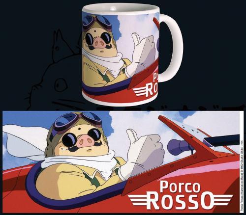 STUDIO GHIBLI - Porco Rosso - Mug 300ml