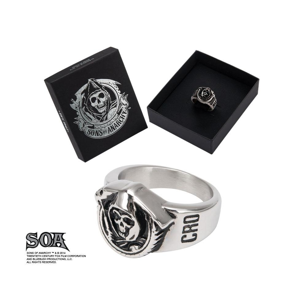 SONS OF ANARCHY - Reaper Cast Ring - Size 9