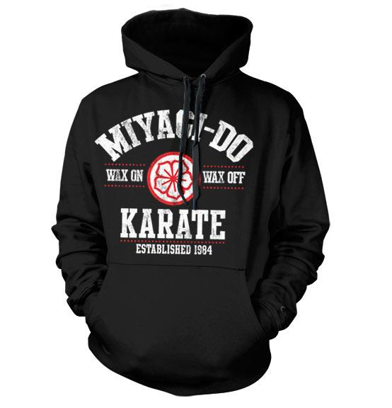 KARATE KID - Miyagi-Do Karate 1984 Hoodie - Black (S)
