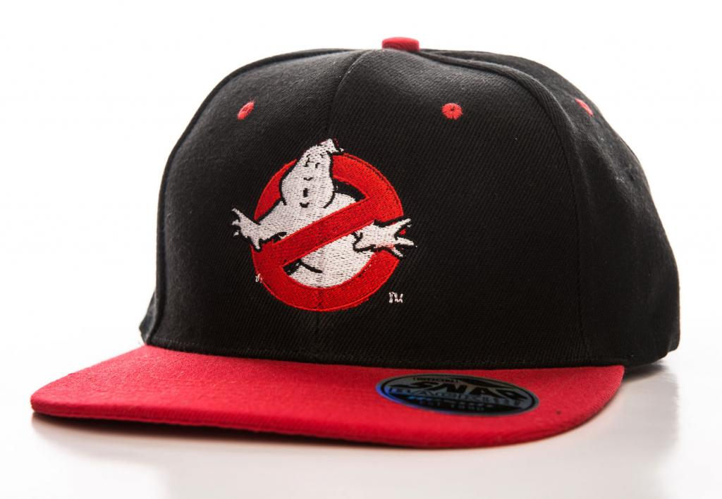 GHOSTBUSTERS - Casquette - Logo Snapback
