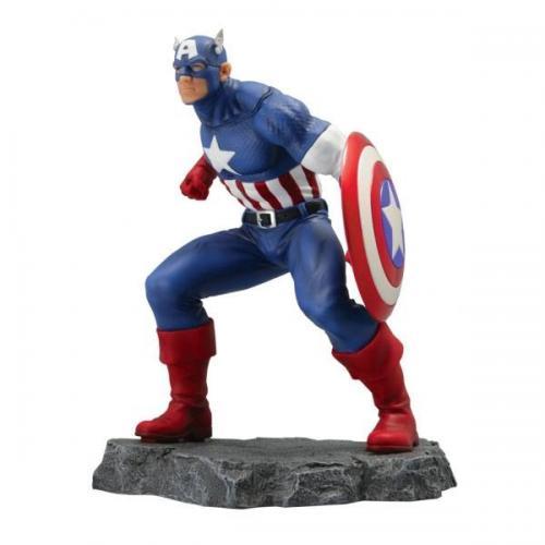 MARVEL - Captain America (Civil War)  - Statuette 20cm