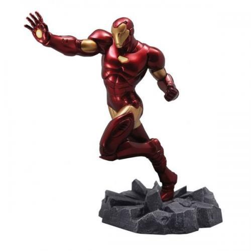 MARVEL - Iron Man (Civil War) - Statuette 20cm