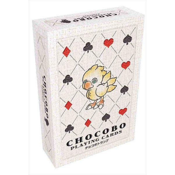 FINAL FANTASY - Jeu de Cartes Chocobo