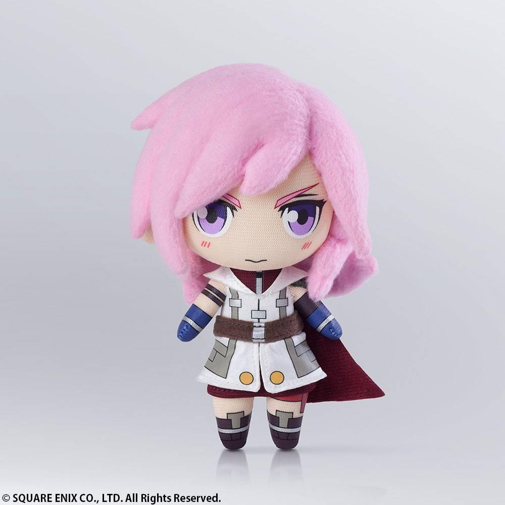 FINAL FANTASY XIII - Lightning Mini Plush - 14cm