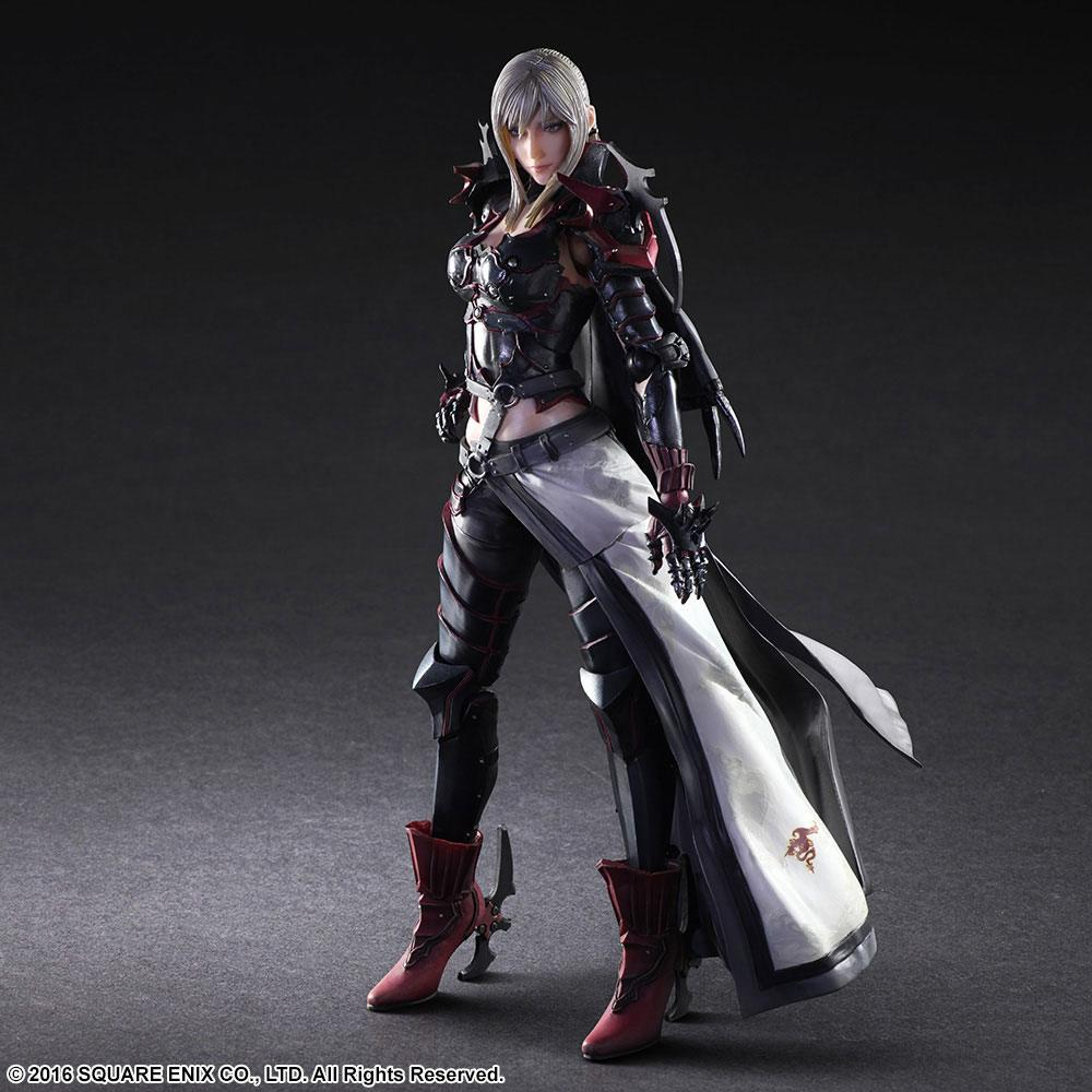 Final Fantasy XV Play Arts Kai - Aranea Highwind - 27cm