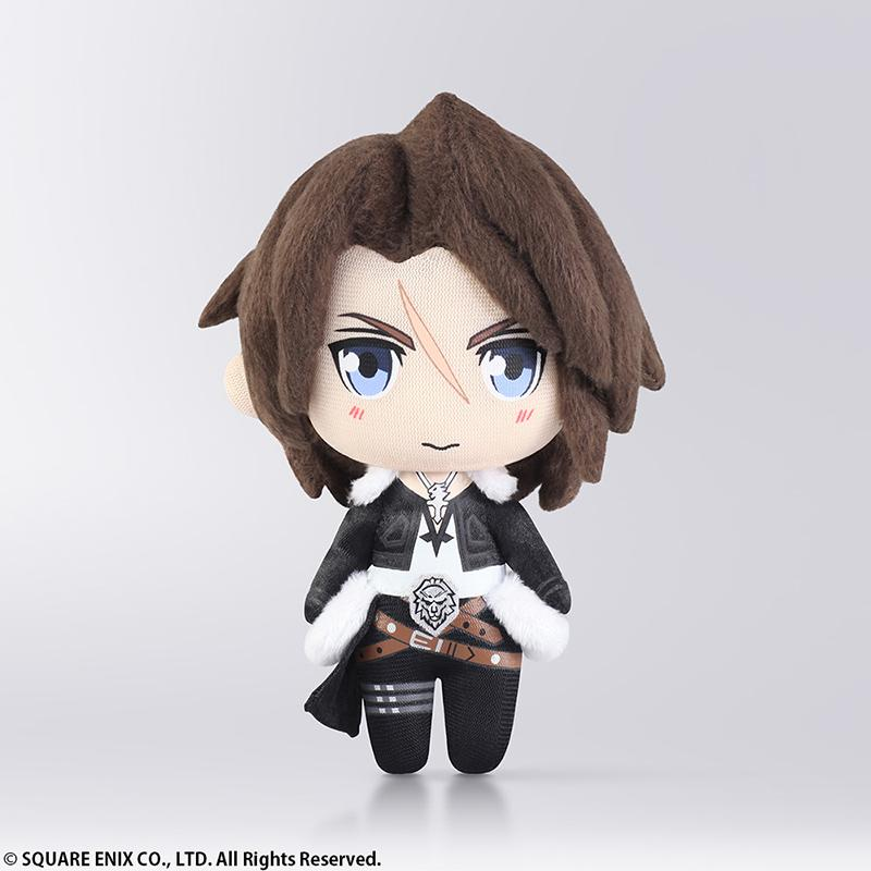 FINAL FANTASY VIII - Squall Mini Plush - 15cm