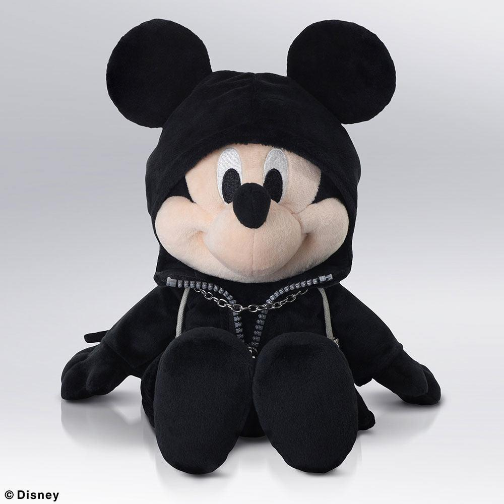 KINGDOM HEARTS - Peluche - Roi Mickey - 33cm