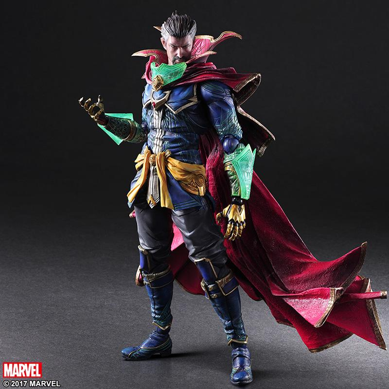 MARVEL UNIVERSE - Doctor Strange Play Arts Kai - 26cm