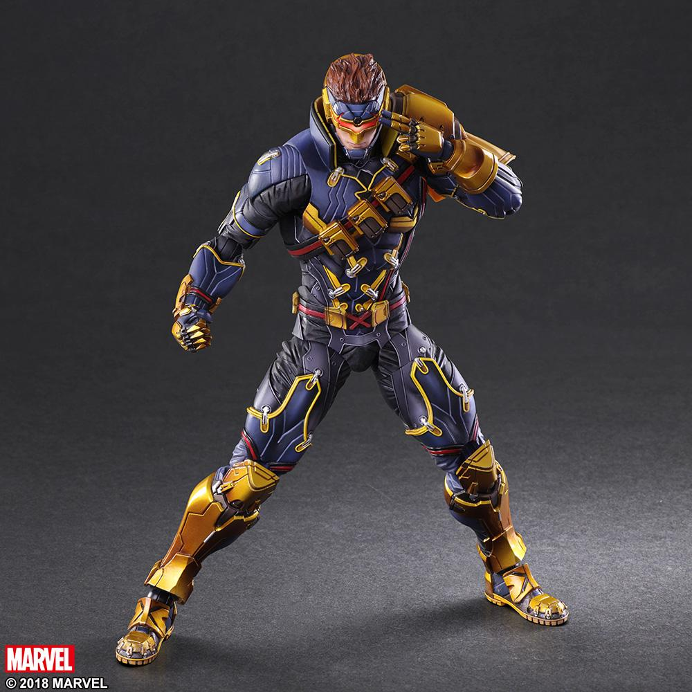MARVEL COMICS VARIANT - Cyclope Play Arts Kai - 27cm