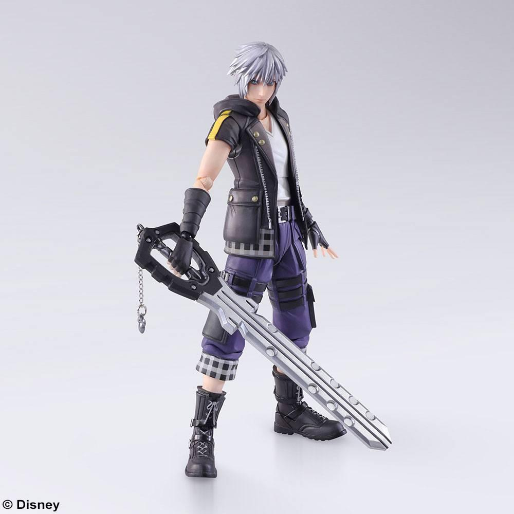 KINGDOM HEARTS III - Bring Arts figurine - Riku - 16cm