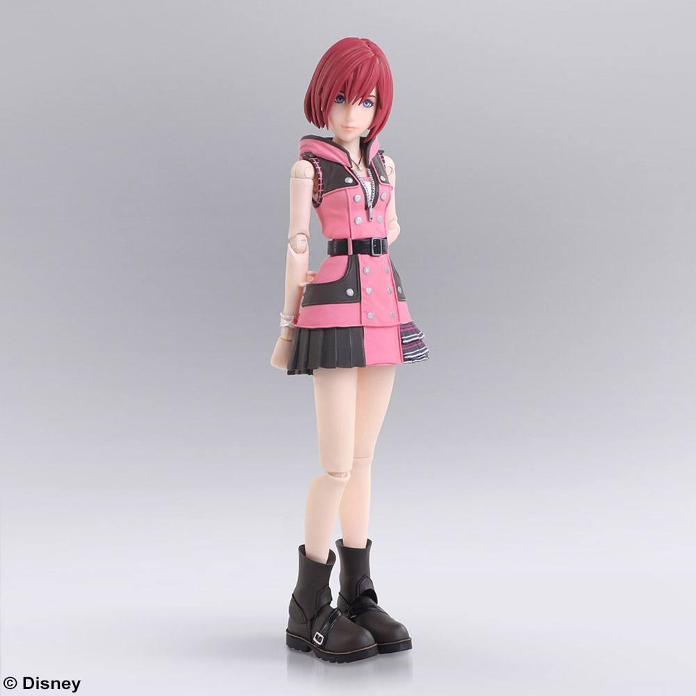 KINGDOM HEARTS III - Bring Arts figurine - Kairi - 15cm_1