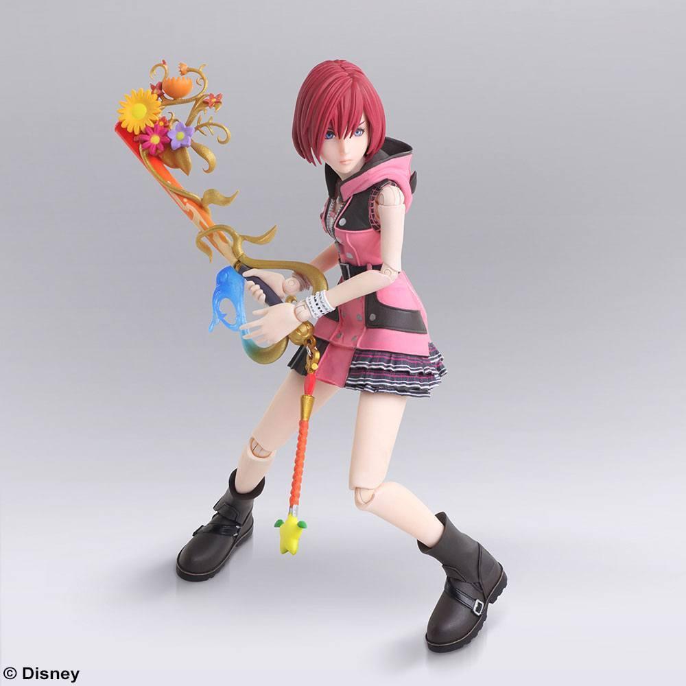 KINGDOM HEARTS III - Bring Arts figurine - Kairi - 15cm_4