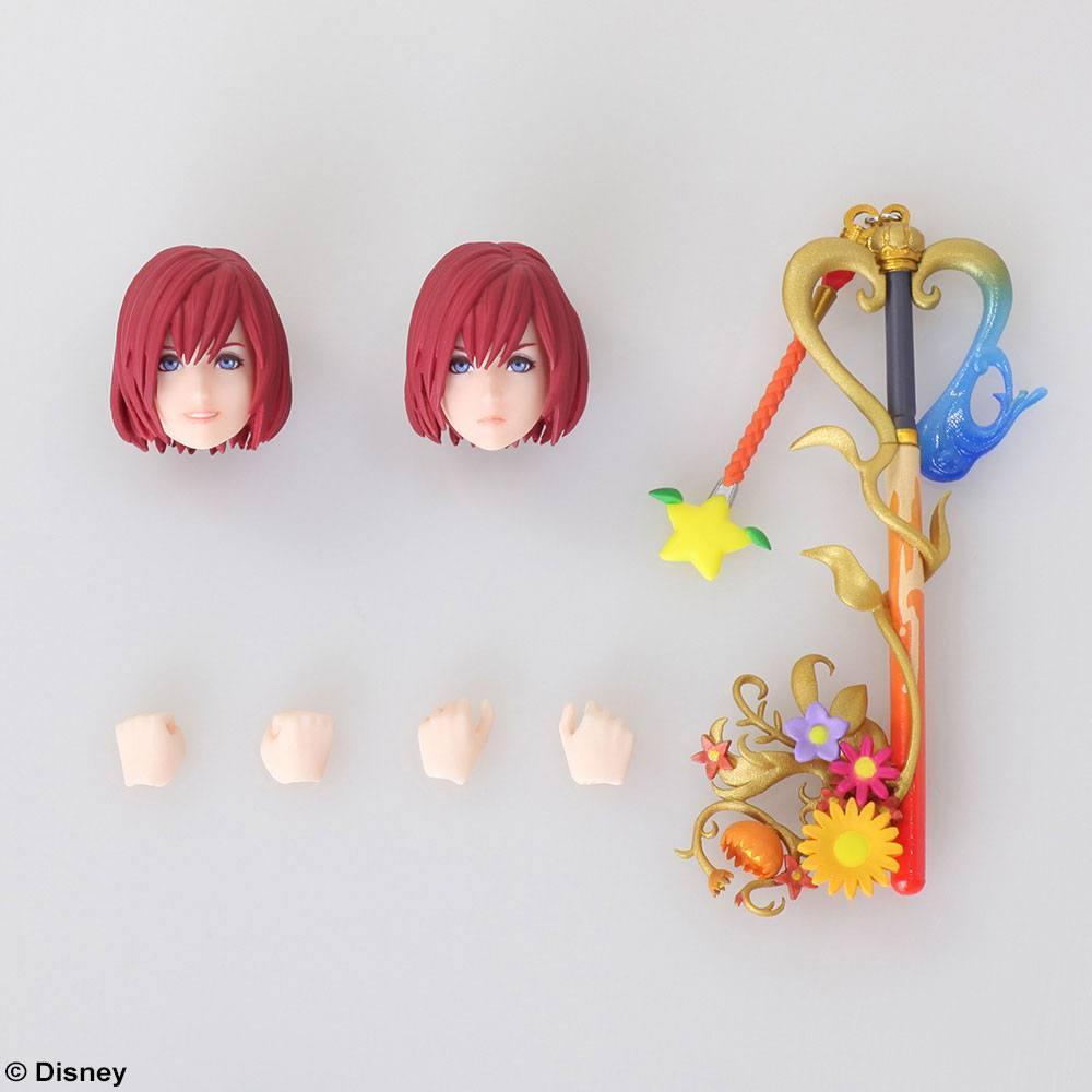 KINGDOM HEARTS III - Bring Arts figurine - Kairi - 15cm_6