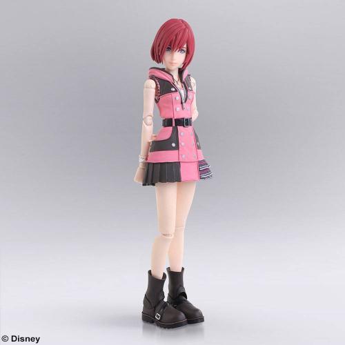 KINGDOM HEARTS III - Bring Arts figurine - Kairi - 15cm