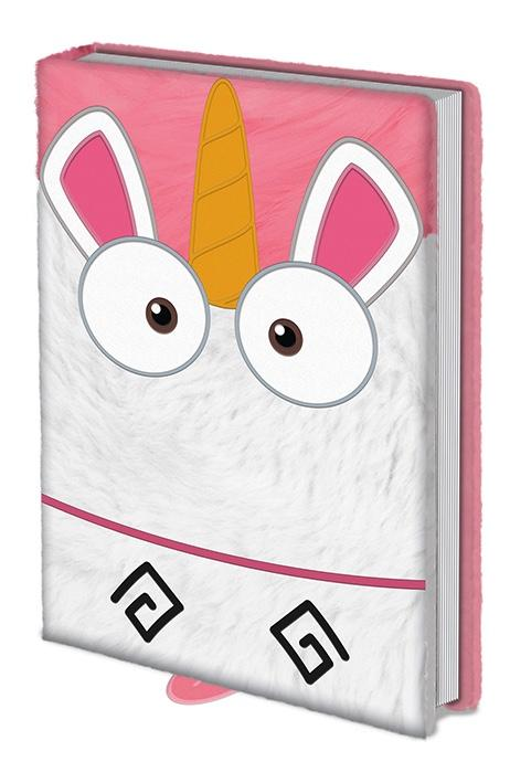DESPICABLE ME - Notebook A5 Premium - It's So Fluffy