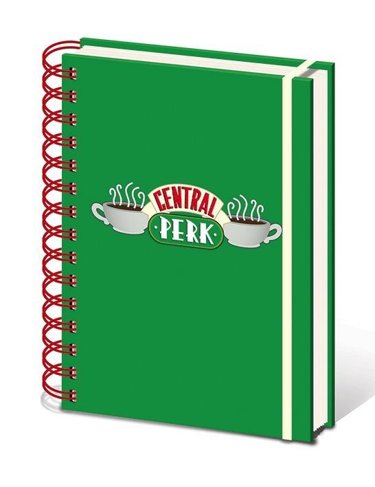 FRIENDS - Notebook A5 - Central Perk