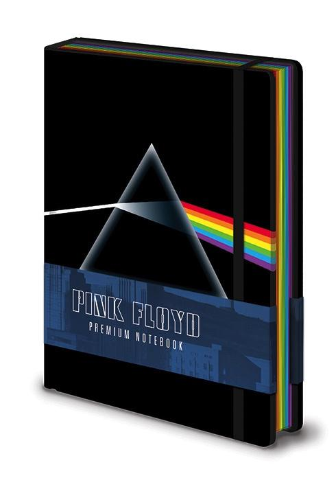 PINK FLOYD - Notebook A5 - Dark Side Of The Moon_1