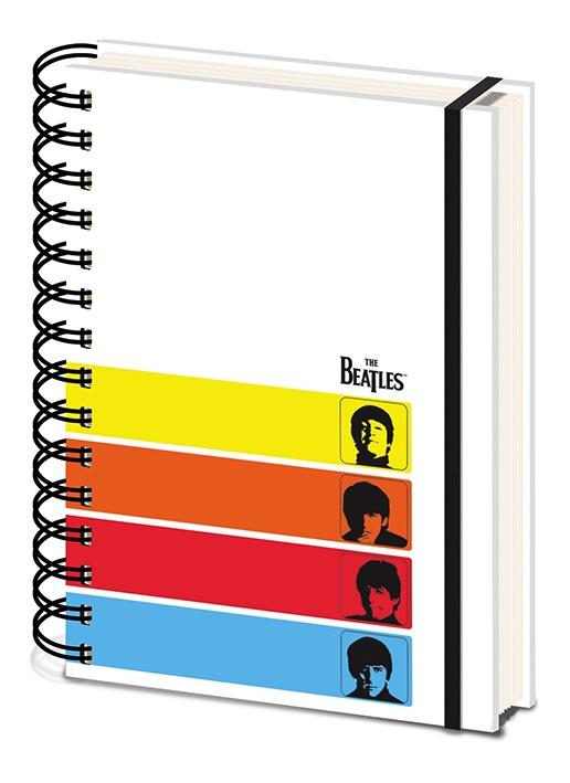THE BEATLES - Notebook A5 - A Hard Day's Night