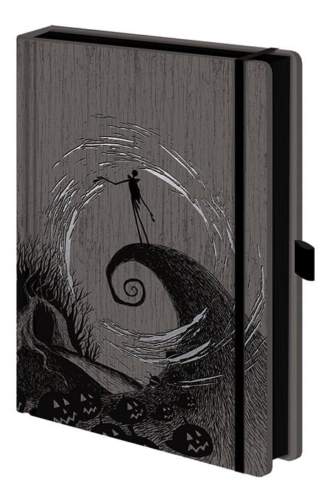 NIGHTMARE BEFORE CHRISTMAS - Notebook A5 Premium - Moonlight