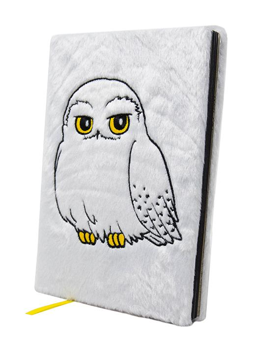 HARRY POTTER - Notebook A5 Premium - Hedwig 'Fluffy'