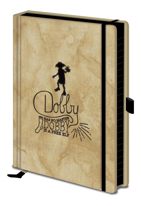 HARRY POTTER - Notebook A5 Premium - Dobby