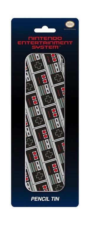 NINTENDO - Pencil Box - NES Controller