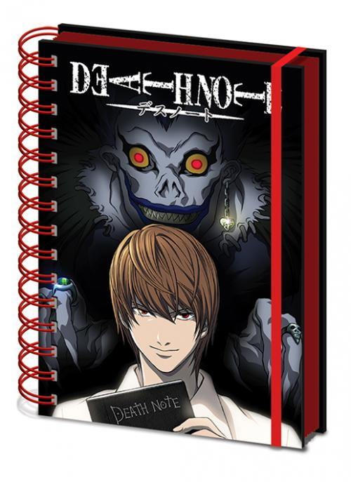 DEATH NOTE - Shadow - Notebook A5