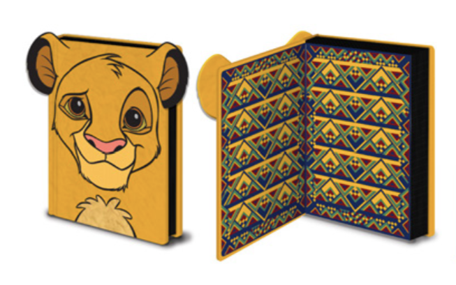 DISNEY - Notebook A5 Premium - Lion King - Simba