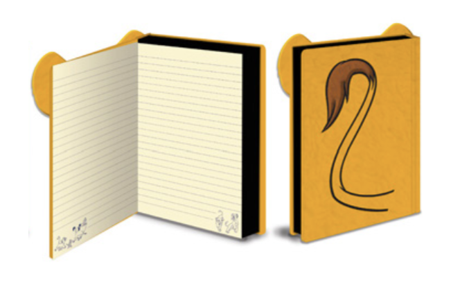 DISNEY - Notebook A5 Premium - Lion King - Simba_2