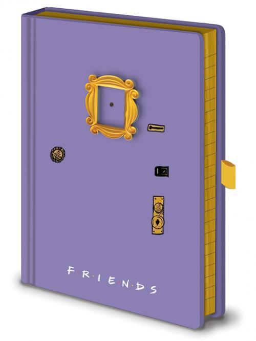 FRIENDS - Frame - Notebook A5 Premium