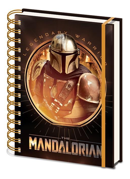 MANDALORIAN - Bounty Hunter - Notebook A5_1