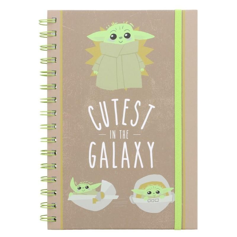 STAR WARS - Cutest in the Galaxy - Notebook A5_1