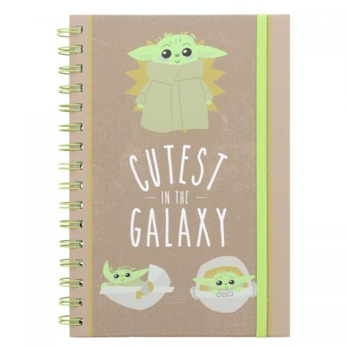 STAR WARS - Cutest in the Galaxy - Notebook A5