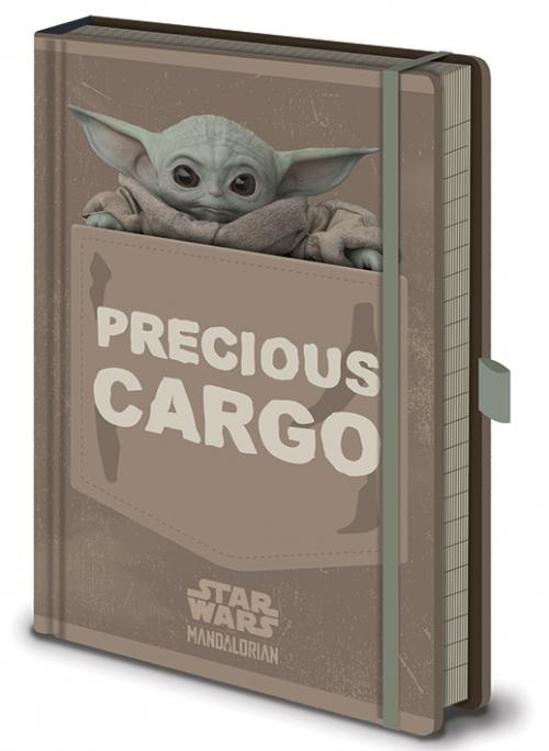 STAR WARS - Precious Cargo - Notebook A5 Premium