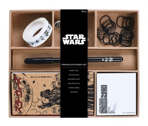 STAR WARS - Japanese - Set papeterie premium