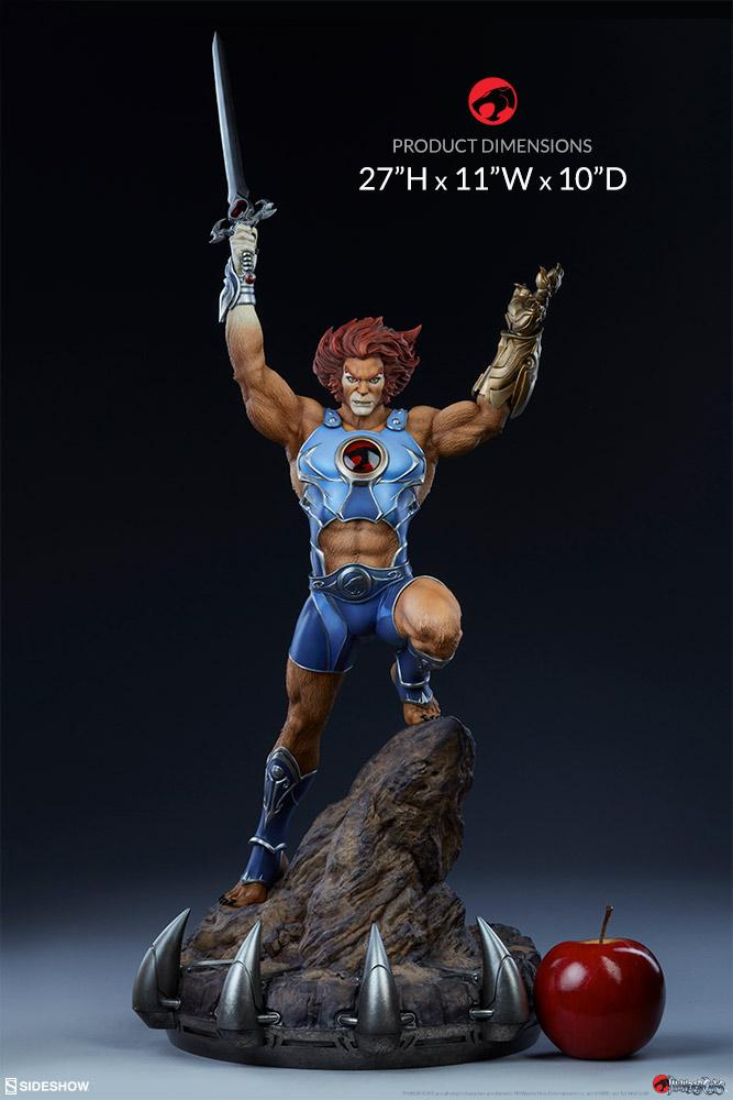 TUNDERCATS - Lion-O Statue - 69cm