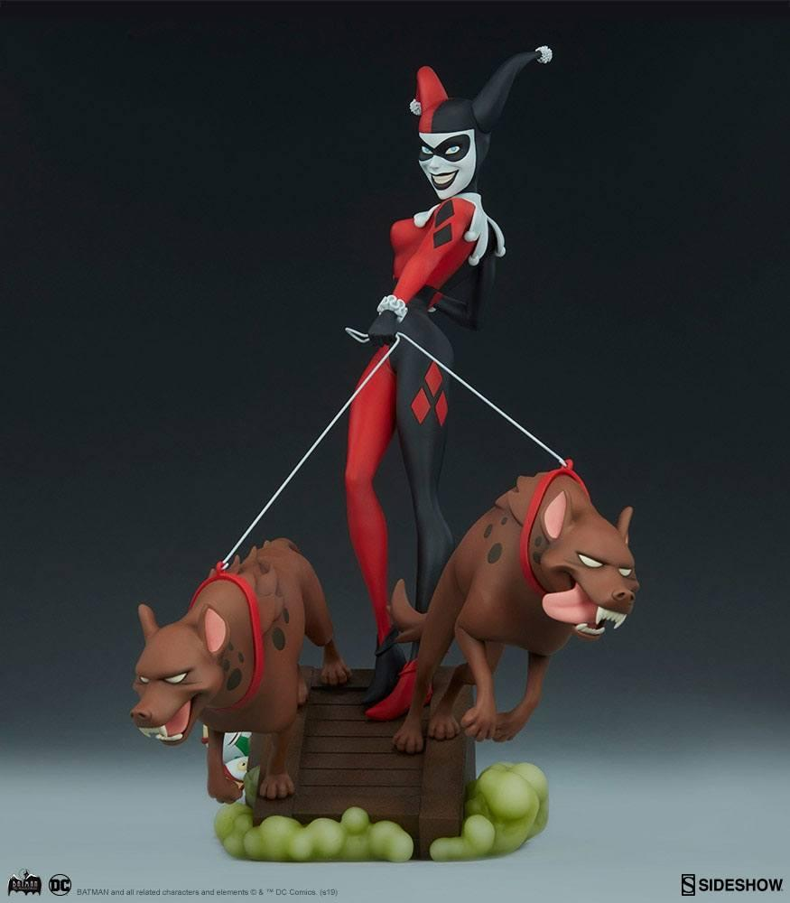 DC COMICS - Animated Series Collection - Harley Quinn - 41cm_4