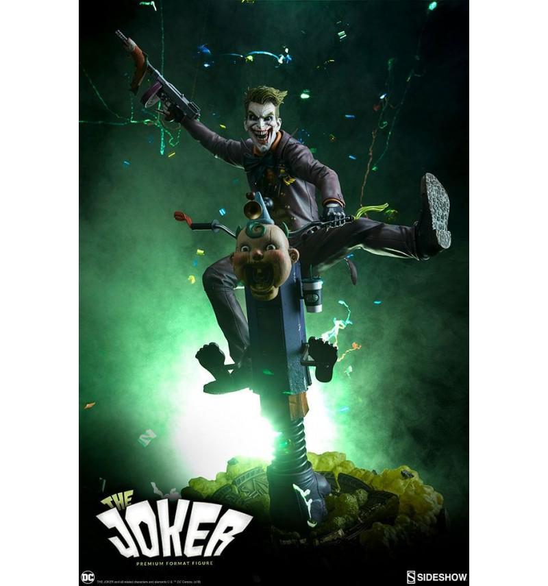 DC COMICS - Premium Format Figure 1/4 - Joker - 63cm