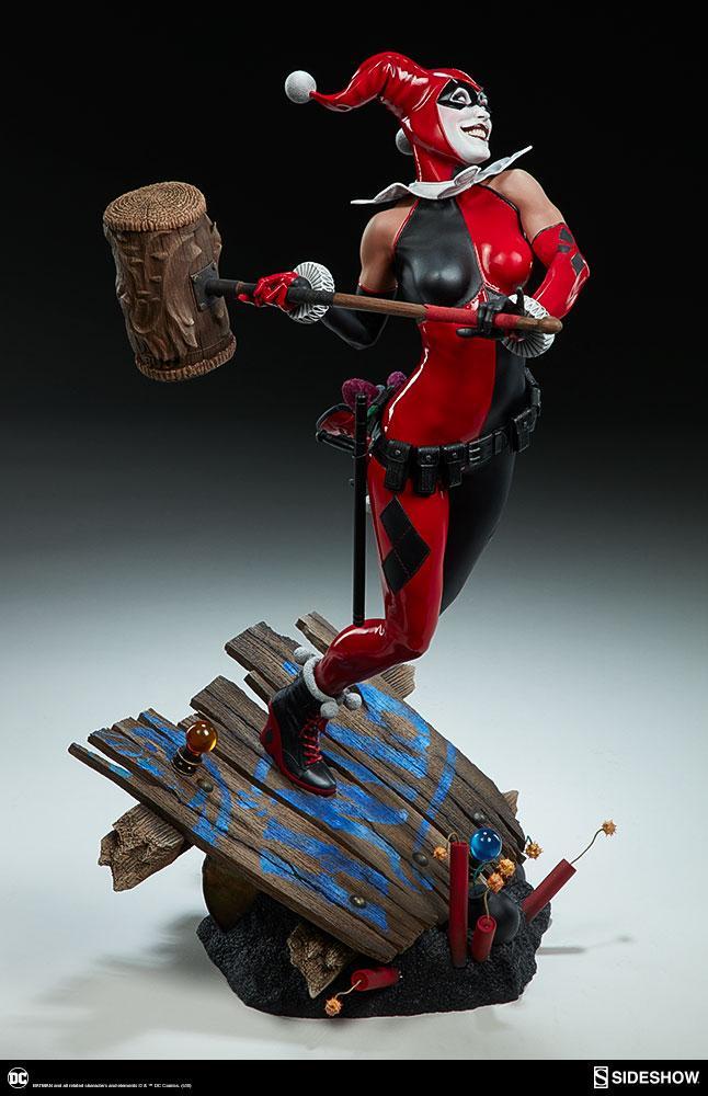 DC COMICS - Harley Quinn Premium Statue - 52cm_1