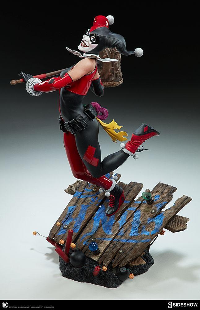 DC COMICS - Harley Quinn Premium Statue - 52cm_2
