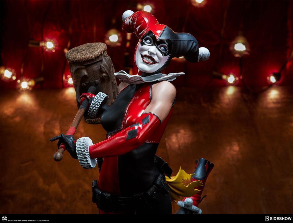 DC COMICS - Harley Quinn Premium Statue - 52cm_3