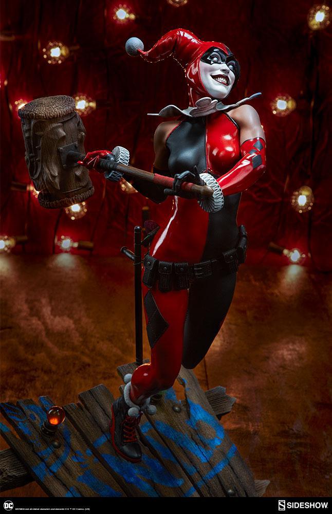 DC COMICS - Harley Quinn Premium Statue - 52cm_4
