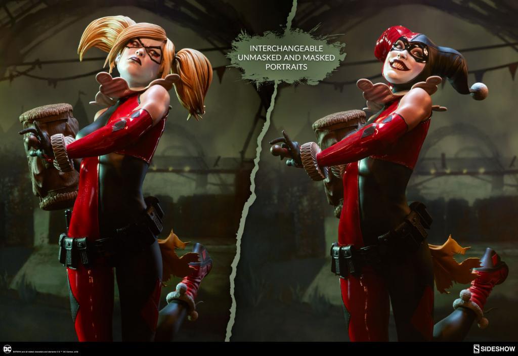 DC COMICS - Harley Quinn Premium Statue - 52cm_5