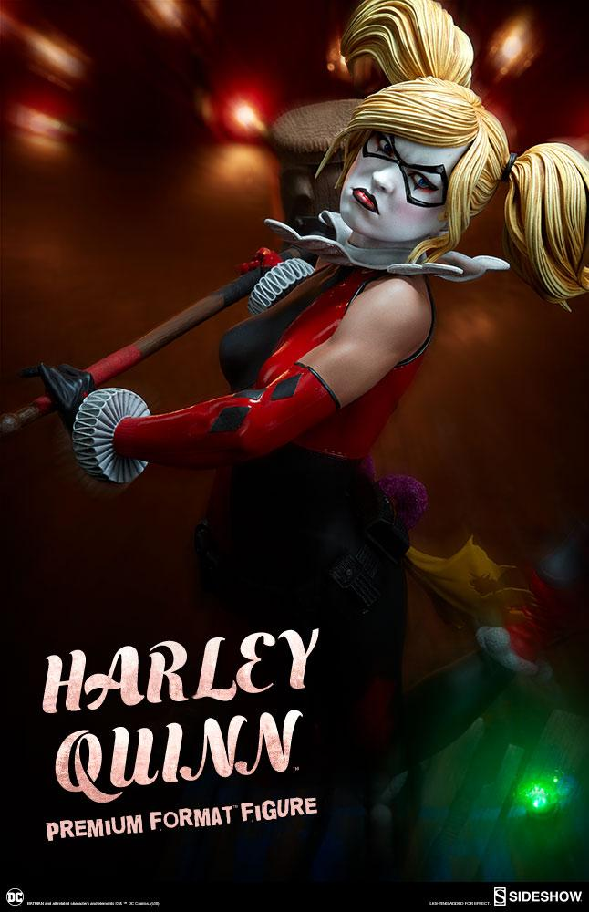 DC COMICS - Harley Quinn Premium Statue - 52cm_6