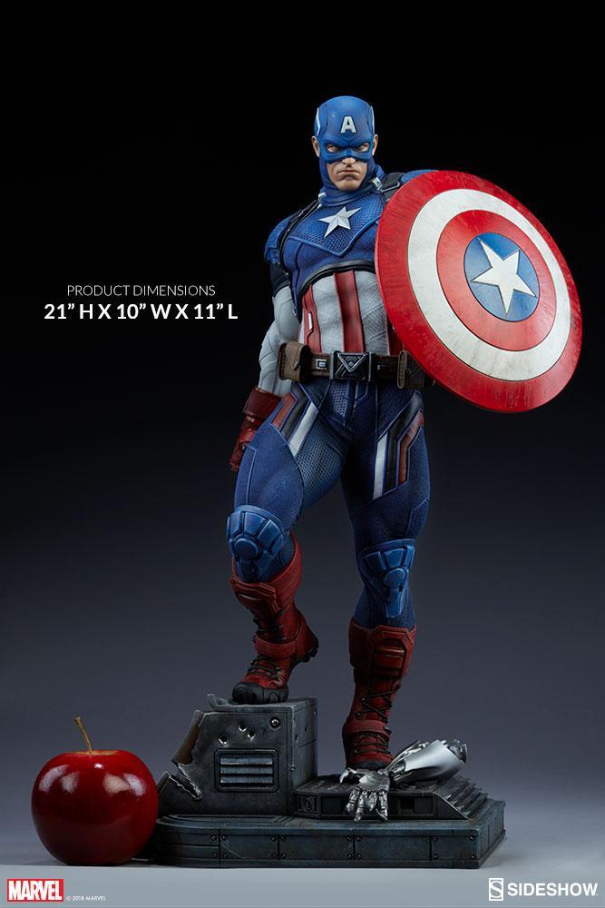 MARVEL - Captain America Premium Format Figure - 54cm_2