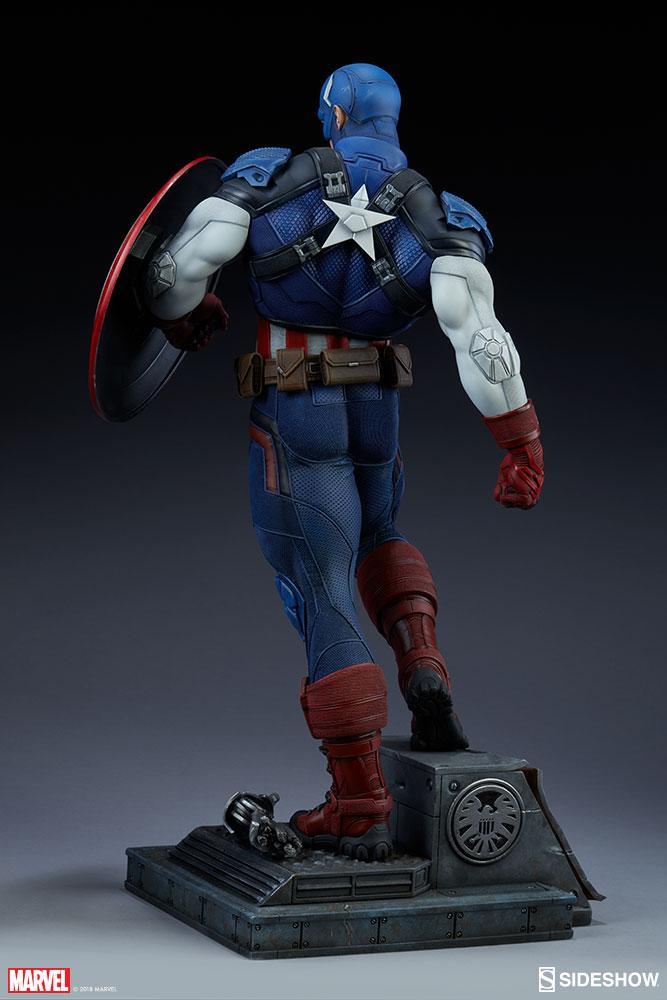 MARVEL - Captain America Premium Format Figure - 54cm_4